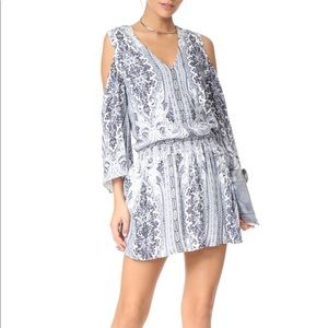 Alice + Olivia | Jolene Palace Paisley Dress